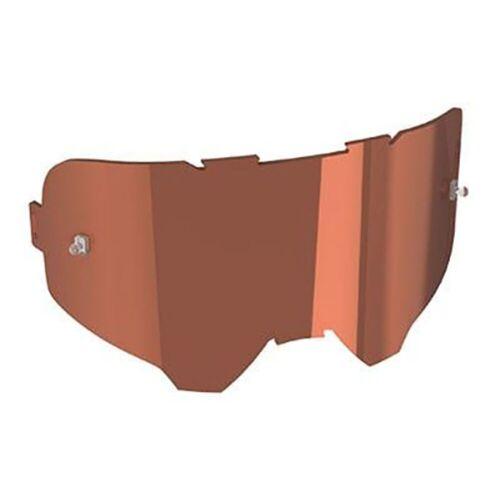 Leatt Standard Brillenglas - One Size Rot   Radsportbrillen