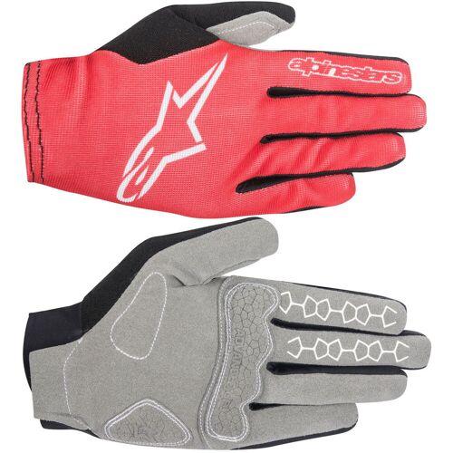 Alpinestars Aero 2 MTB Handschuhe - S Rot/Weiß   Handschuhe