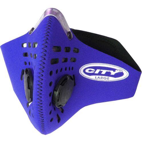 Respro City Atemschutzmaske - L Blau   Atemschutzmasken
