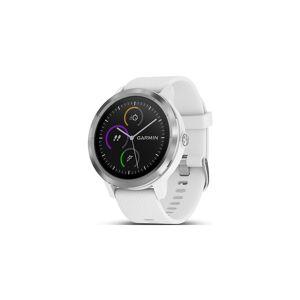 Garmin Vivoactive 3 GPS Smartwatch 2018 Weiß/Stainless Steel Unisex Adult