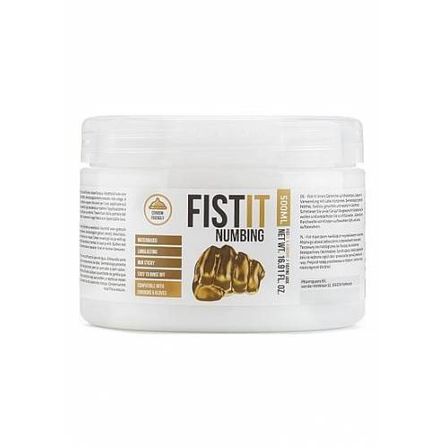 Pharmquests Fist-it - Numbing (500 ml)