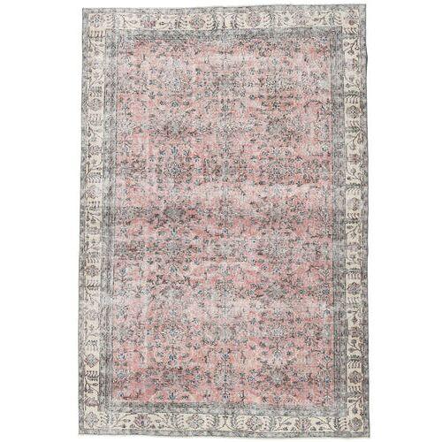 Handgeknüpft. Ursprung: Turkey Taspinar Teppich  207X305 Hellgrau/Beige (Wolle, Türkei)