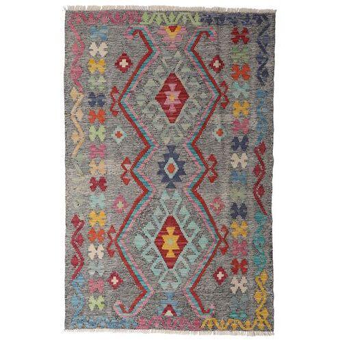 Handgeknüpft. Ursprung: Afghanistan Kelim Afghan Old Style Teppich  97X150 (Wolle, Afghanistan)