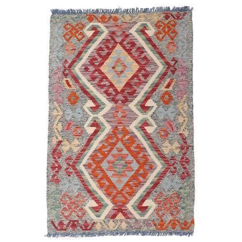 Handgeknüpft. Ursprung: Afghanistan Kelim Afghan Old Style Teppich  78X120 (Wolle, Afghanistan)