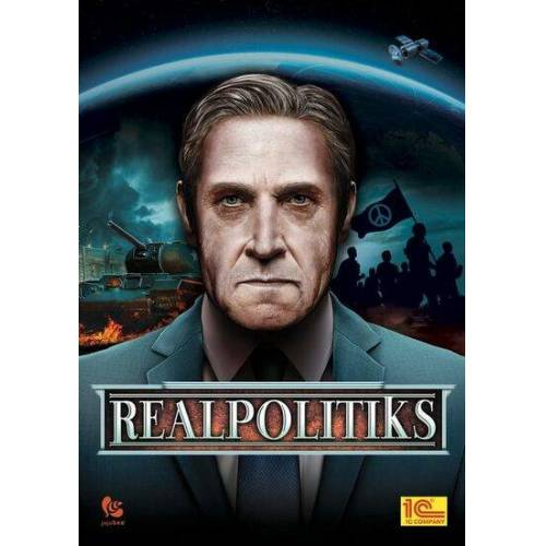 1C / Cenega Realpolitiks Steam Key GLOBAL
