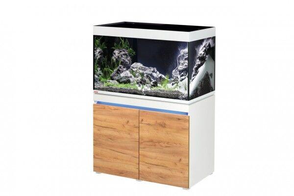 Eheim incpiria 330 LED alpin Aquarium mit Unterschrank