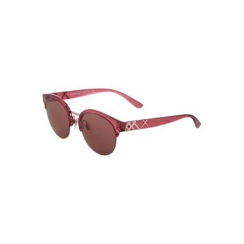 BURBERRY Sonnenbrille mit verspiegelten Gläsern 52