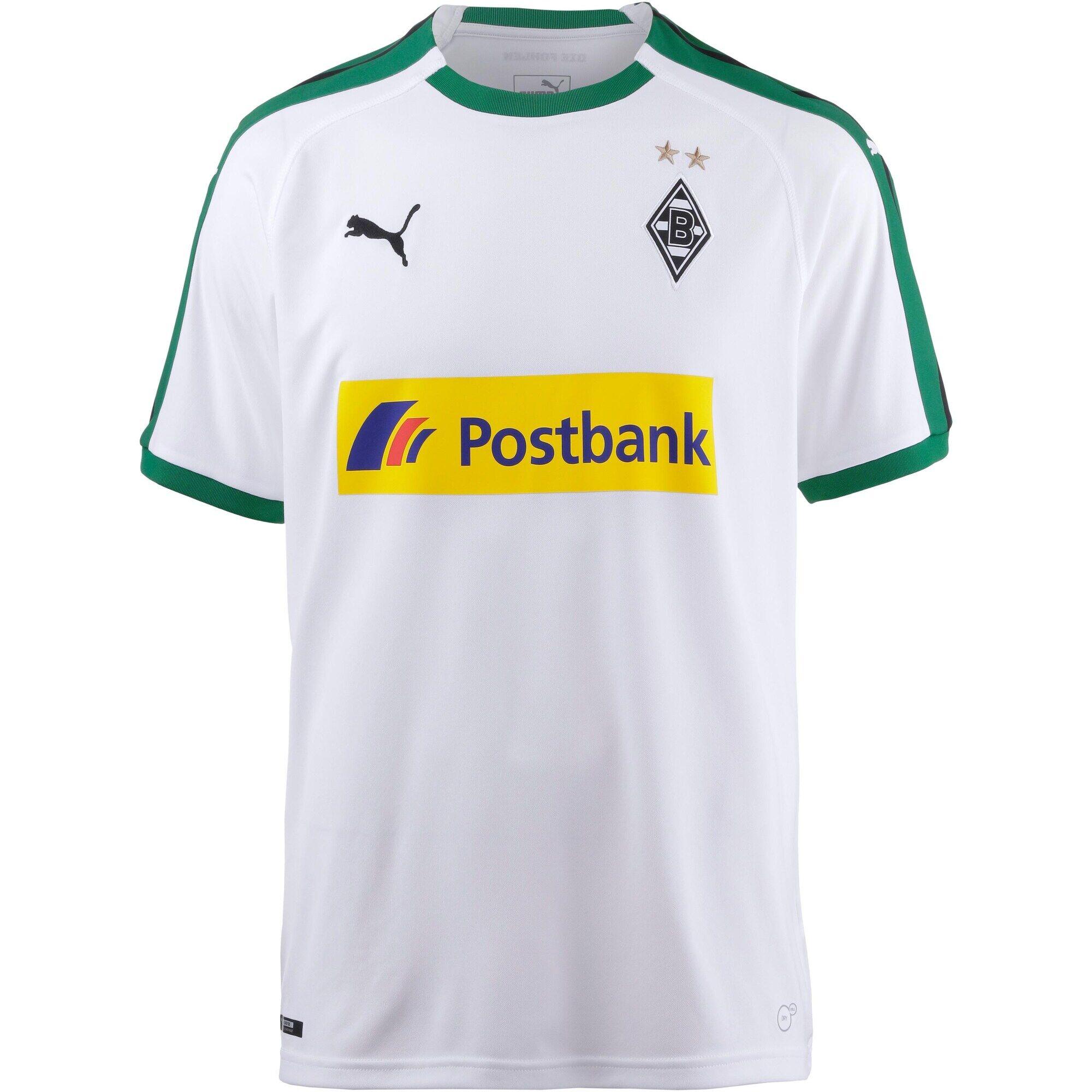 Puma Fußballtrikot 'Borussia Mönchengladbach 18/19 Heim' L,XXL,S,M,XL