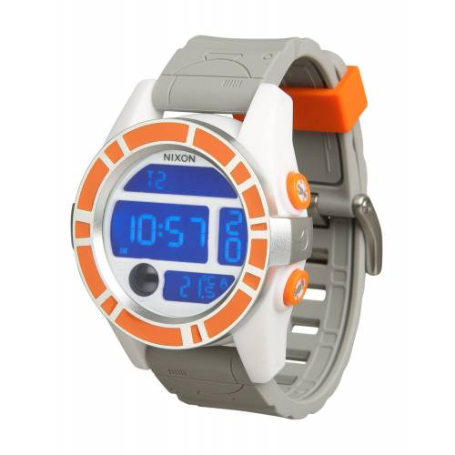 Nixon Digitale Armebanduhr 'Unit SW' One Size