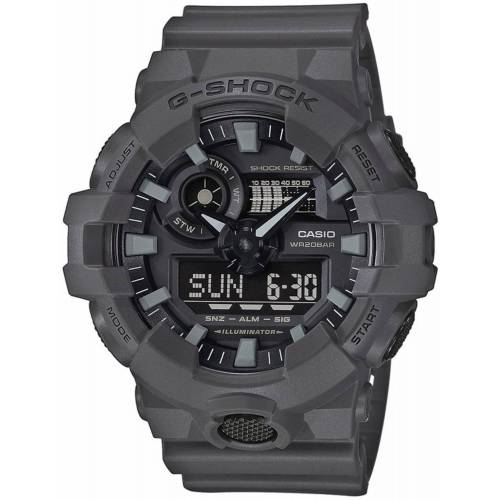 Casio 'G-Shock' Chronograph 'GA-700UC-8AER' One Size