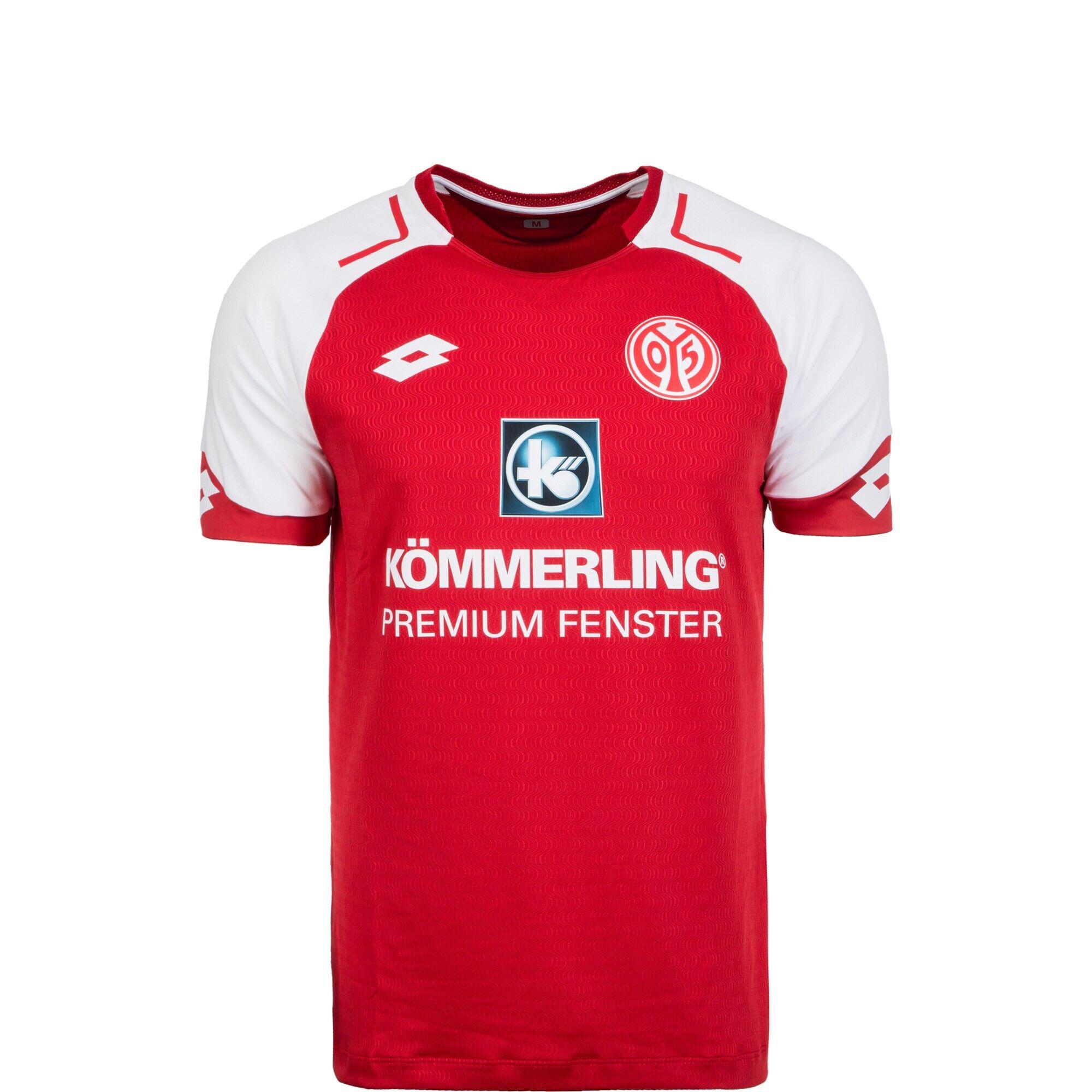 LOTTO Trikot 'FSV Mainz 05 Home 2017/2018' 116-128,140-152