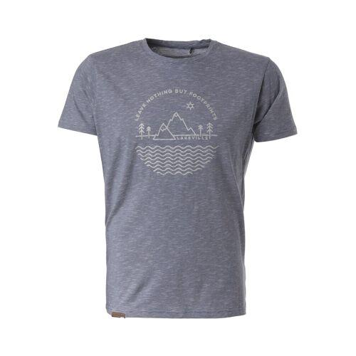 Lakeville Mountain T-Shirt '#Leavenothingbutfootprints' M,L,XL