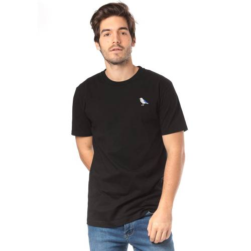Cleptomanicx Embro Gull T-Shirt XS,S,M,L,XL