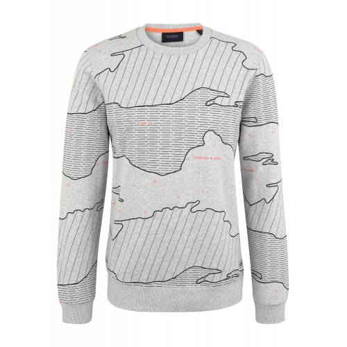 SCOTCH & SODA Sweatshirt S,M,L,XL,XXL