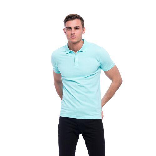 Tom Barron Poloshirt Elegantes Kurzarm - Polo Shirt M,L,XL,XXL