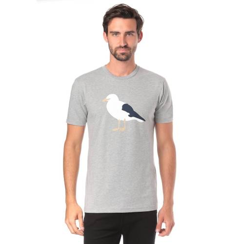 Cleptomanicx T-Shirt 'Gull 3' XL,L,M,S