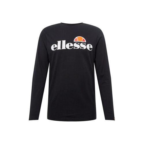ELLESSE Langarmshirt 'SMALL LOGO GRAZIE' S,M,L,XL,XXL