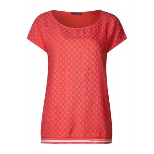 STREET ONE Chiffon-Shirt XS,S,M,L,XL,XXL,XXXL