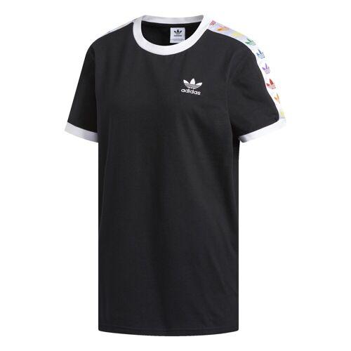 Adidas T-Shirt 'Pride Trefoil Tape' M,M-L,XS,XS-S,S,S-M