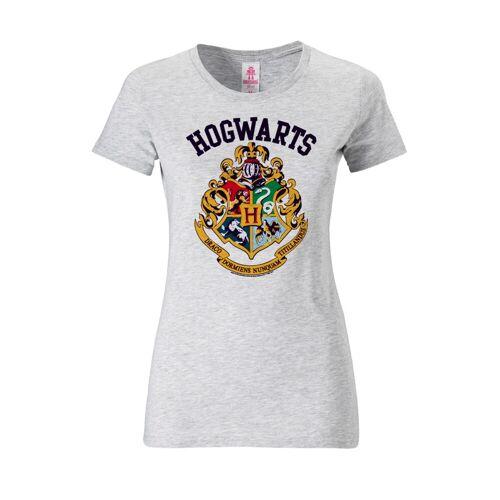 LOGOSHIRT T-Shirt 'Hogwarts' XS,S,M,L