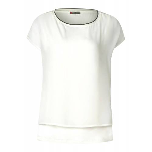 STREET ONE Chiffon-Shirt XS,S,M,L,XL,XXL
