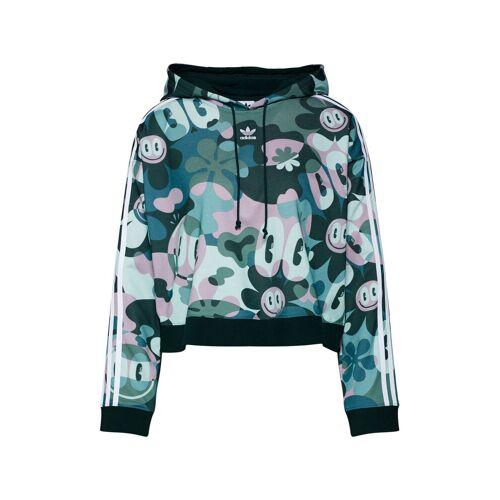 Adidas Sweatshirt 'Cropped' XS-S,S,S-M,M,M-L,XS