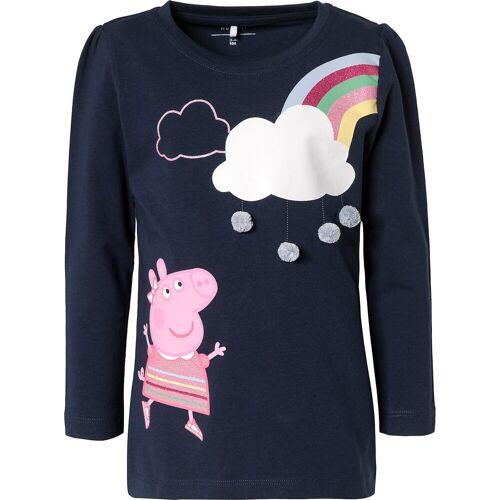 Peppa Pig Langarmshirt 'Peppa Pig' 104,110,116,86,92,98