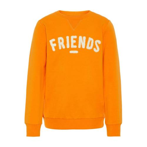 NAME IT Sweatshirt 'Friends' 116,134-140,146-152