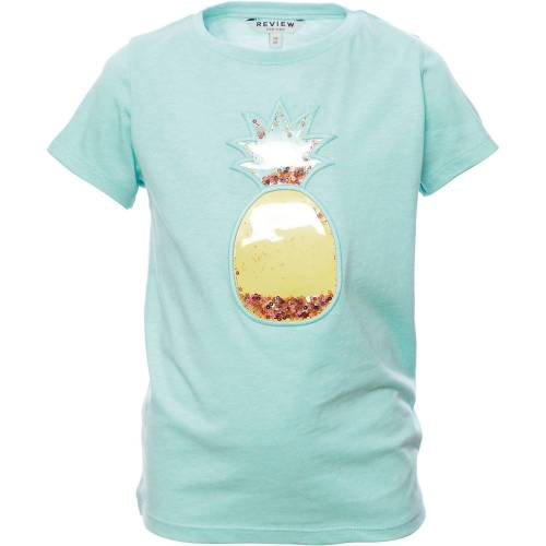 REVIEW FOR KIDS T-Shirt 'Ananas' 104-110,116-122,128-134