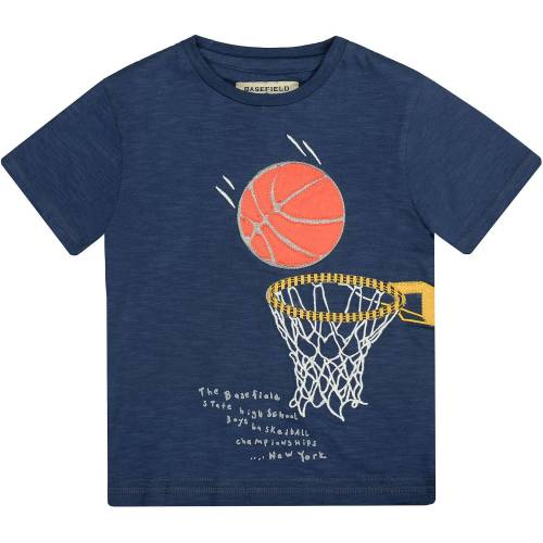 BASEFIELD T-Shirt 'Basketball' 104-110,116-122,128-134,92-98