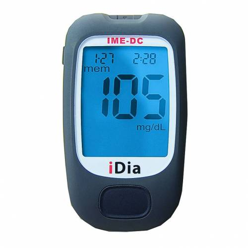 IME-DC iDia mg/dl - Blutzuckermessgerät / 1 Set