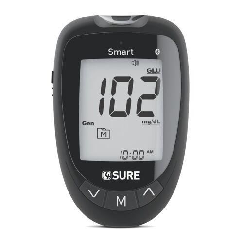 4SURE Smart Blutzuckermessgerät mg/dl - Blutzuckermessgerät / Set