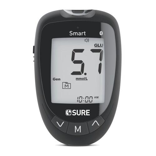 4SURE Smart Blutzuckermessgerät mmol/L - Blutzuckermessgerät / Set