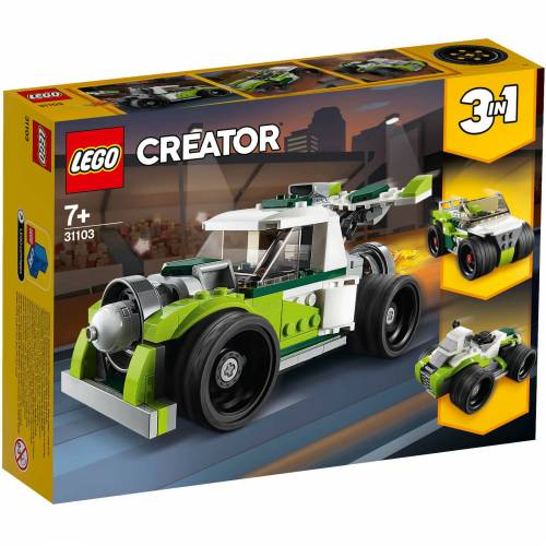 Lego Creator: Creator 5 (31103)