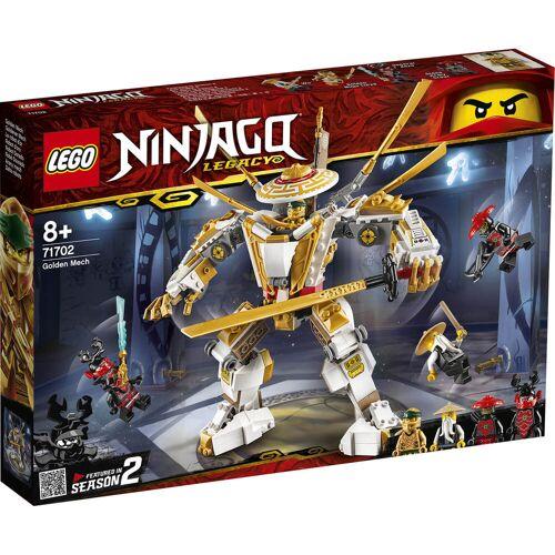 Lego Ninjago: Golden Mech (71702)