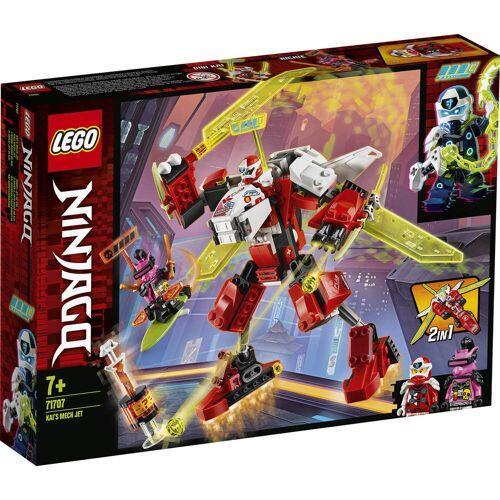 Lego Ninjago: Kais Mech Jet (71707)