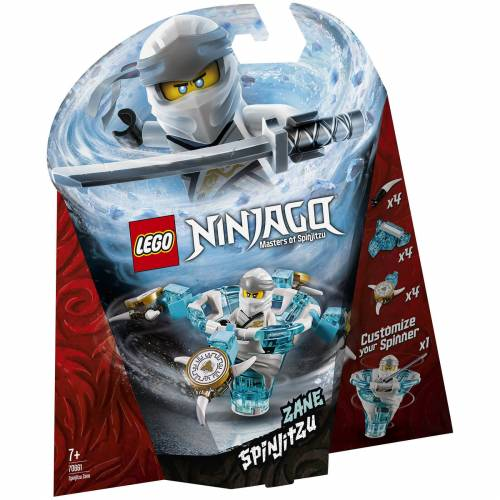 Lego Ninjago: Spinjitzu Zane (70661)