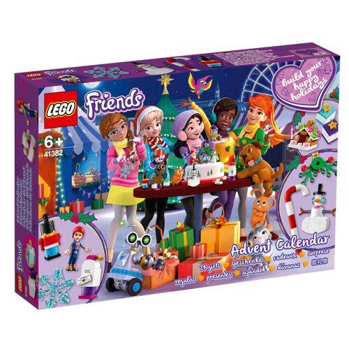 Lego Friends Adventskalender (41382)