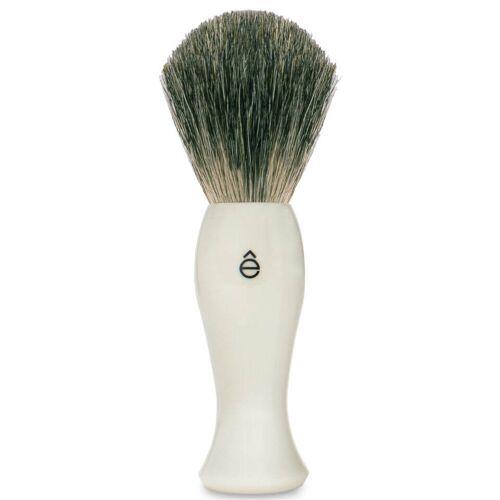 eShave LongShave Brush Kunststoffgriff Weiß