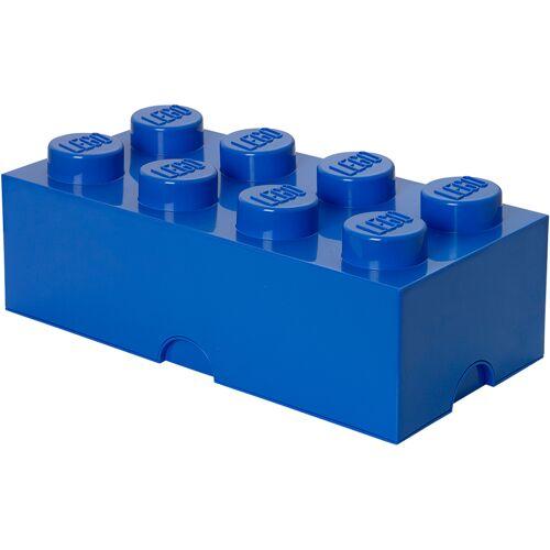 Lego Aufbewahrungsbox 8er - Blau