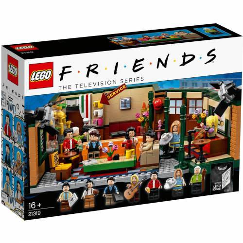 Lego Ideas: Friends Central Perk (21319)