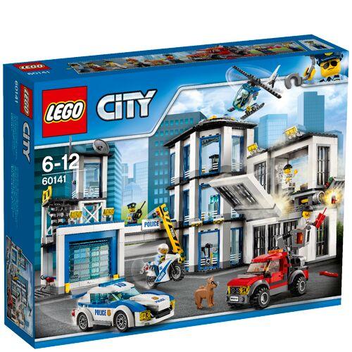 Lego City: Polizeiwache (60141)