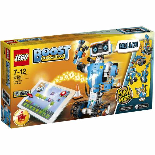 Lego Boost: Programmierbares Roboticset (17101)