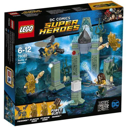Lego DC Comics Superheroes: Knightcrawlers Tunnel-Attacke (76086)