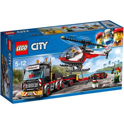 Lego City Great Vehicles: Schwerlasttransporter (60183)