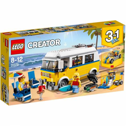 Lego Creator: Surfermobil (31079)
