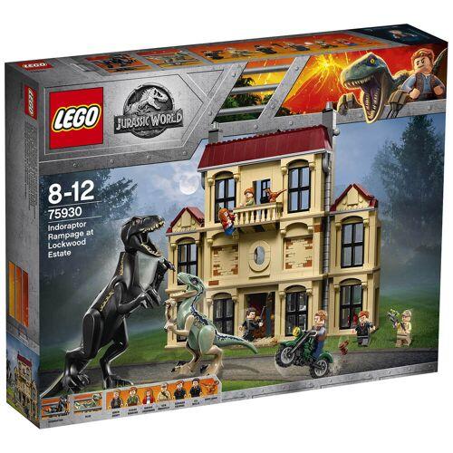 Lego Indoraptor-Verwüstung des Lockwood Anwesens (75930)