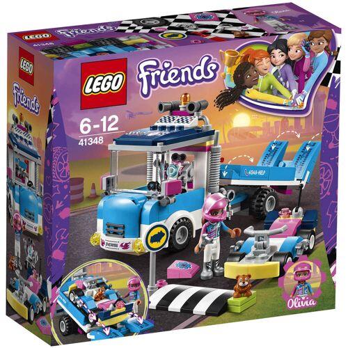 Lego Friends: Abschleppwagen (41348)