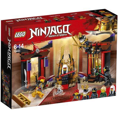 Lego Ninjago: Duell im Thronsaal (70651)