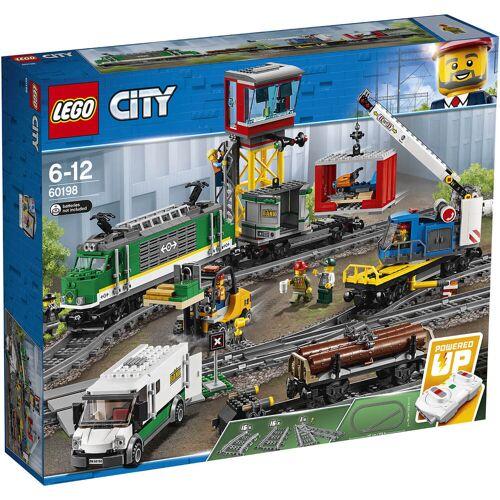 Lego City Trains: Güterzug (60198)